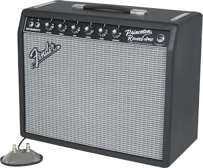 Modded Fender 65 Princeton RI