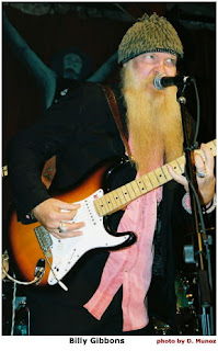 Billy Gibbons' Hat
