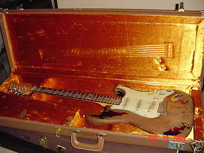 rory gallagher strat case