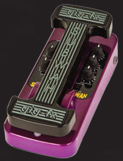 Gig-FX SubWah Pedal for Bass