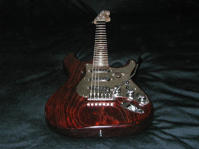 Delaney Guitars Strat