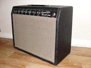 Super Clean Vintage Fender 65 Princeton Reverb