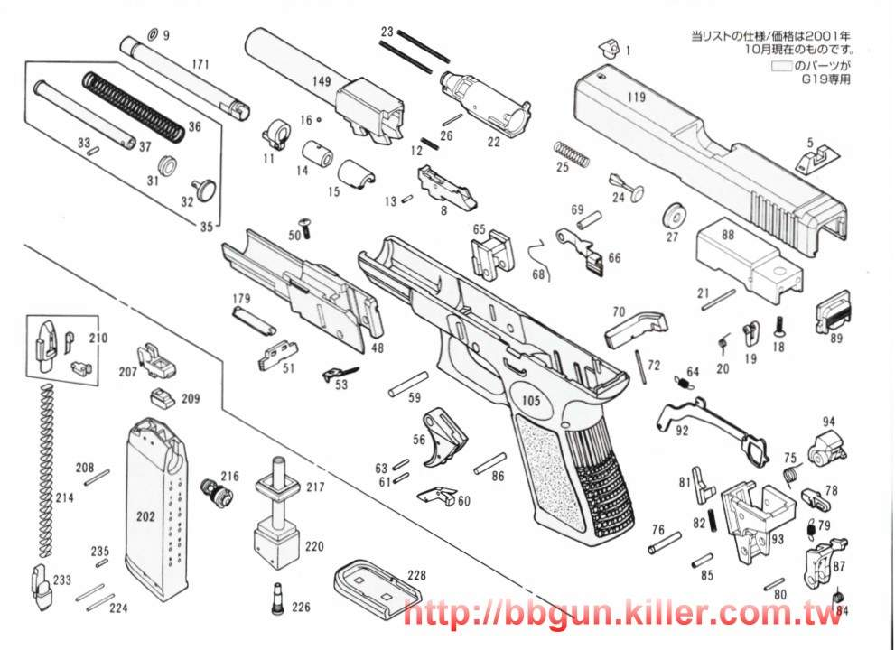 diagrama+glock+19 trailer wiring diagrams offroaders readingrat net dump trailer remote control wiring diagram at alyssarenee.co