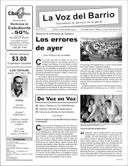 Sbado 10 de noviembre de 2007