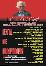 DIMAS - Cartaz