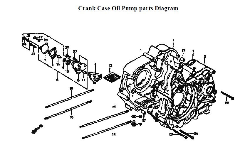 Just Take It  Honda C70 Parts Catalog  6