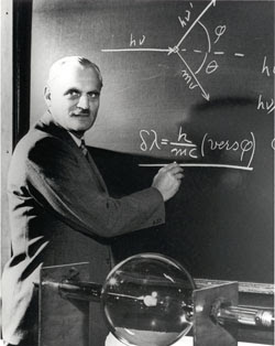 Arthur Holly Compton, Fisikawan Amerika Serikat