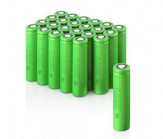 baterai Bahan Ajar Fisika: Listrik Dinamis