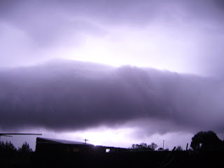 Tormenta Severa 18/11/09