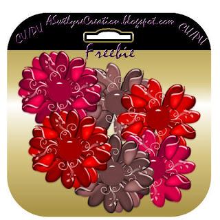 Valentine's Flowers - By: ASwtlyreCreation CU+Freebie+VALENTINE+FLOWER+PACK+1