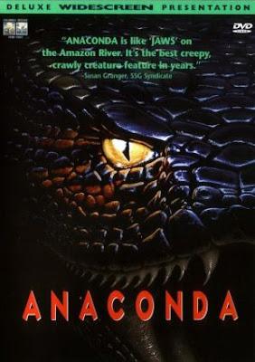 Filme Poster Anaconda DVDRip RMVB Dublado