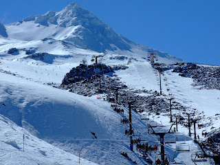 Turoa Ski Field, Mt Ruapehu