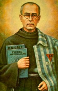 ST MAXIMILIAN Mary Kolbe