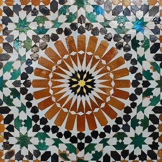 Mosaic Floor Designs - Mosaic Tile Design for Architecture and Fun