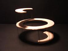 jouer du plein, du vide, de l'ombre et de la lumière...