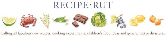 Recipe Rut