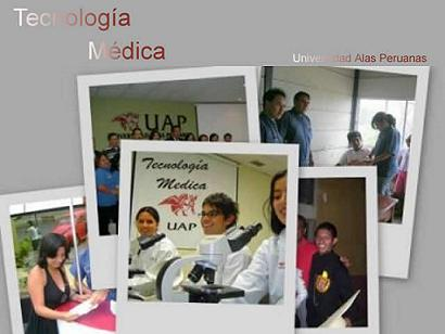 Tecnología Médica - Universidad Alas Peruanas