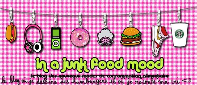 in a junk food mood