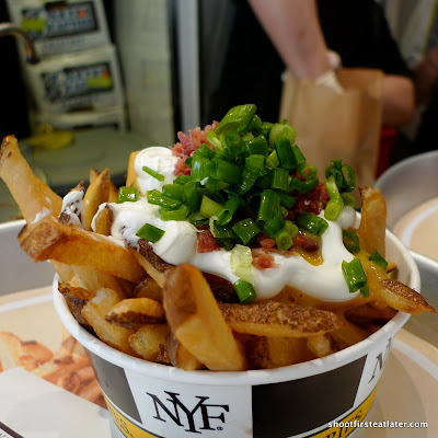 Shoot First, Eat Later: New York Fries in Hong Kong