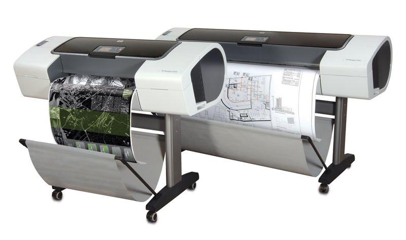 hp designjet t610 24-in firmware