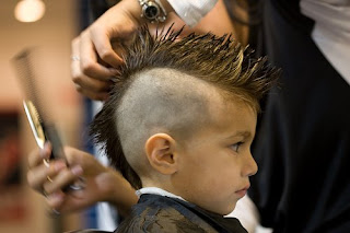 Mohawk BoysLittle Black Boy Mohawk Haircuts