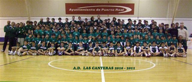 A d las canteras presentacion a d las canteras 2010 2011 - Las canteras puerto real ...