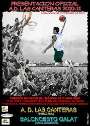 PRESENTACION TEMPORADA 2010/2011