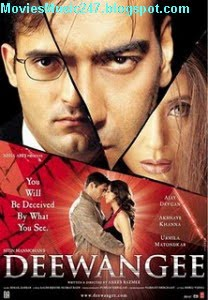 Watch Hindi movie Deewangee (2002) online