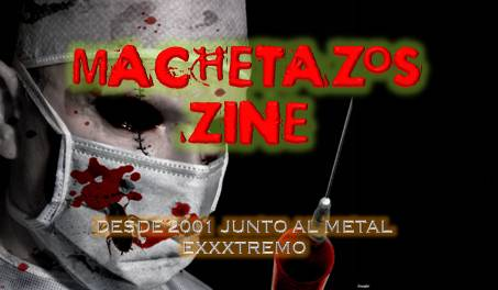  Machetazos Zine...