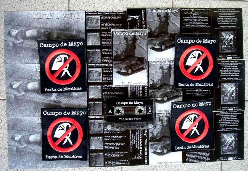 Reacciones metal zine campo de mayo the falcon years for Puerta 7 campo de mayo