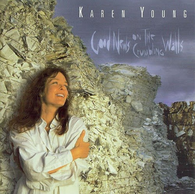 Karen Young - Good News On The Crumbling Walls