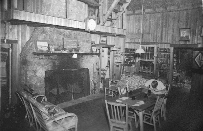 Fireplace room 1915