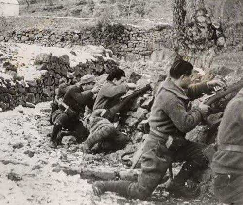 La Guerra Civil Española fue
