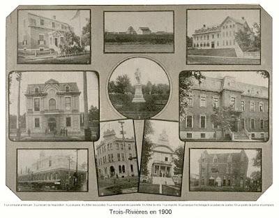 Photos de Trois-Rivières