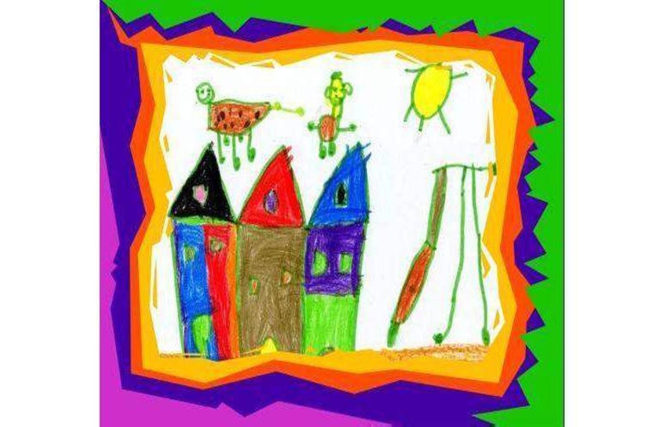 mi libre expresión: dibujos creativos de niños pequeños