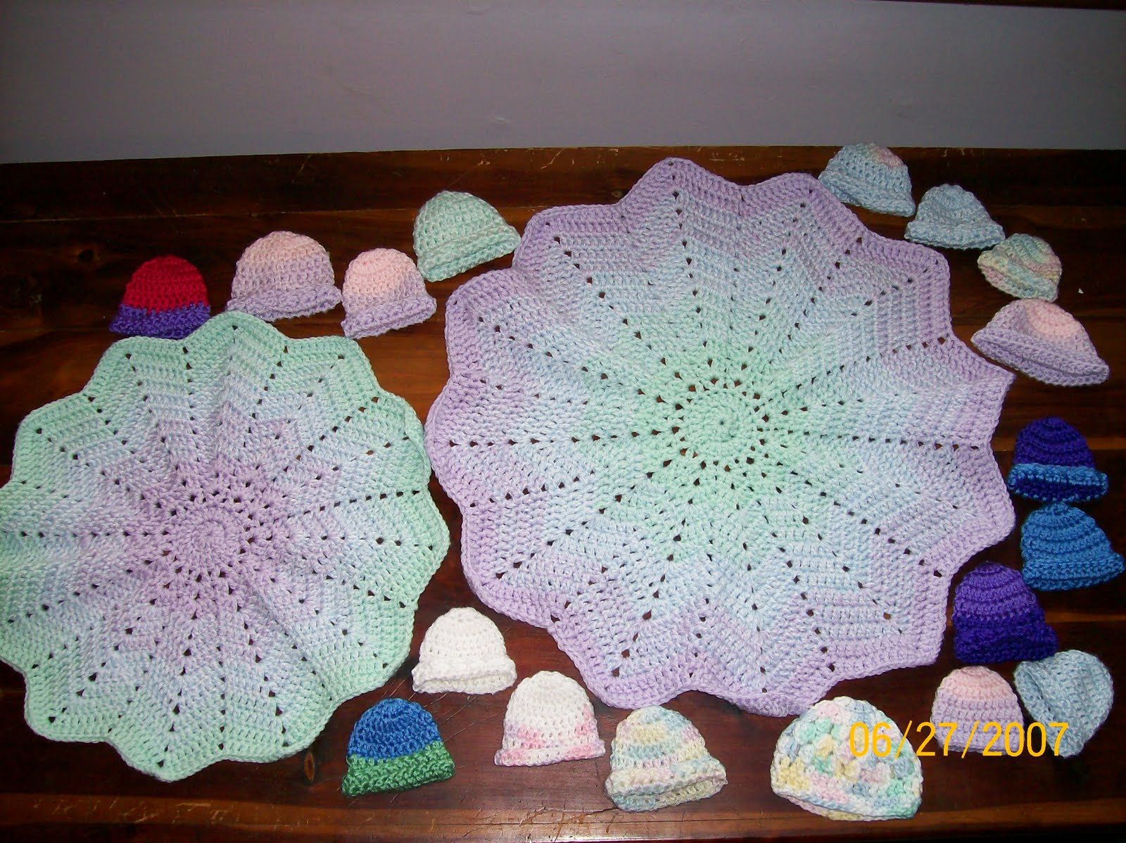 Crochet Pattern For Chevron Baby Afghan : My Crochet Ramblings