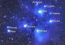Plejade, sedam sestara koje mi nazivamo i Ladaricama