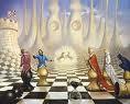 Partija šaha iz zrcala svijesti
