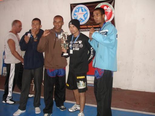 Copa Gonçalense de kickboxing -2008-FIKAM