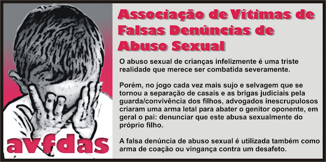 Falsas Denúncias de Abuso Sexual