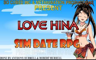 Love hina dating sim y8