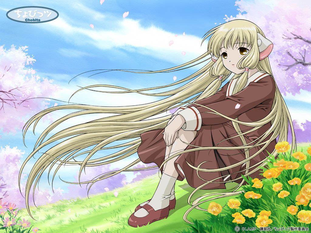 Chobits picture  Chobits-wallpaper