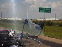 DON'T NEED NO STINKIN GPS IN TEXAS....
