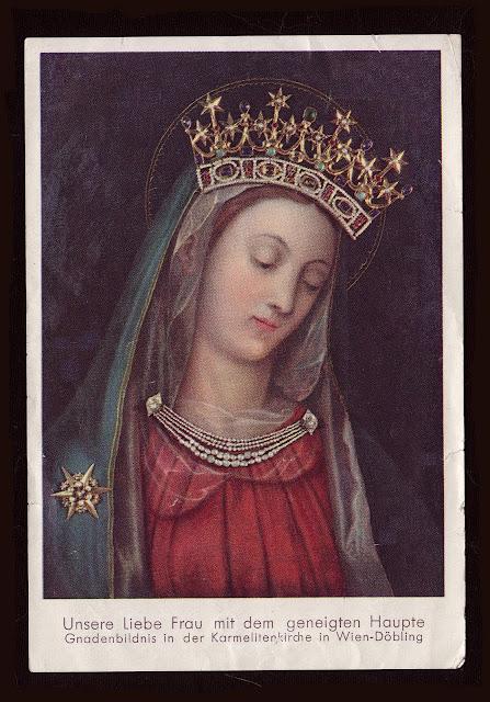CARMEL The Order Of The Virgin Mother Of Divine Grace