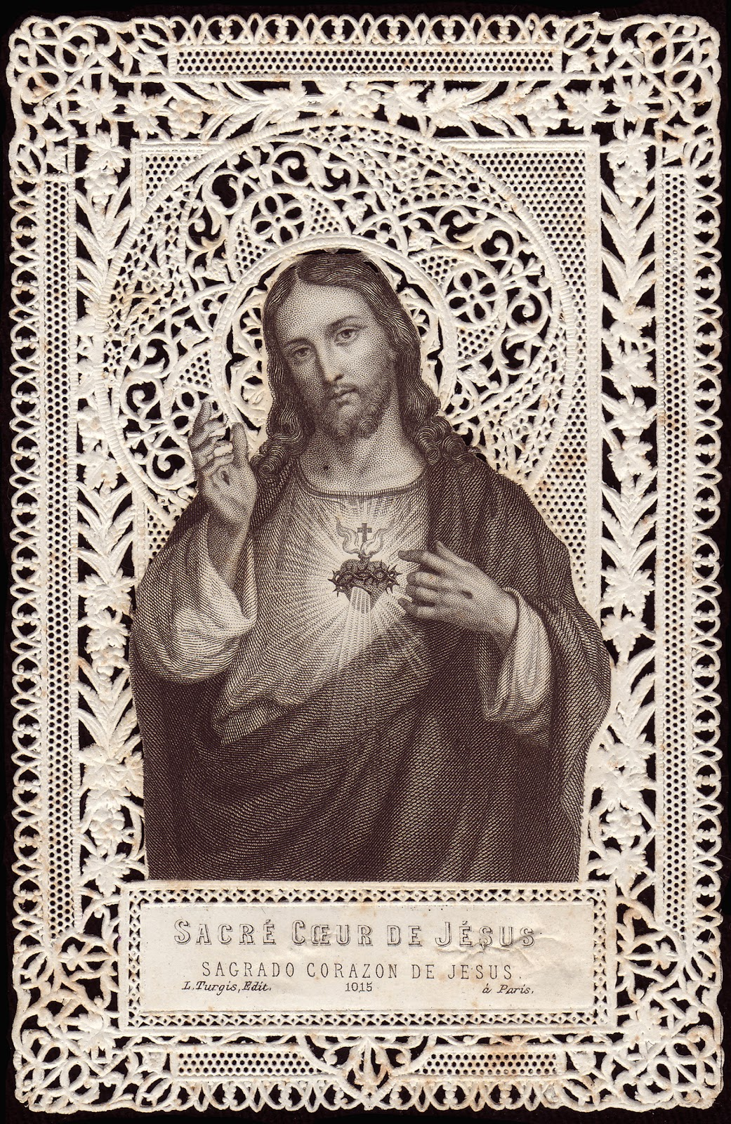 The sacred heart of jesus images