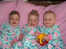 Marlene, Elisa és Isabella