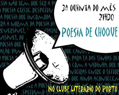 POESIA DE CHOQUE