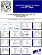 Calendario escolar 2008