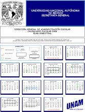 Calendario escolar 2008