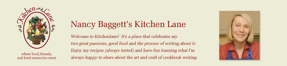 Nancy Baggett&#39;s Kitchenlane
